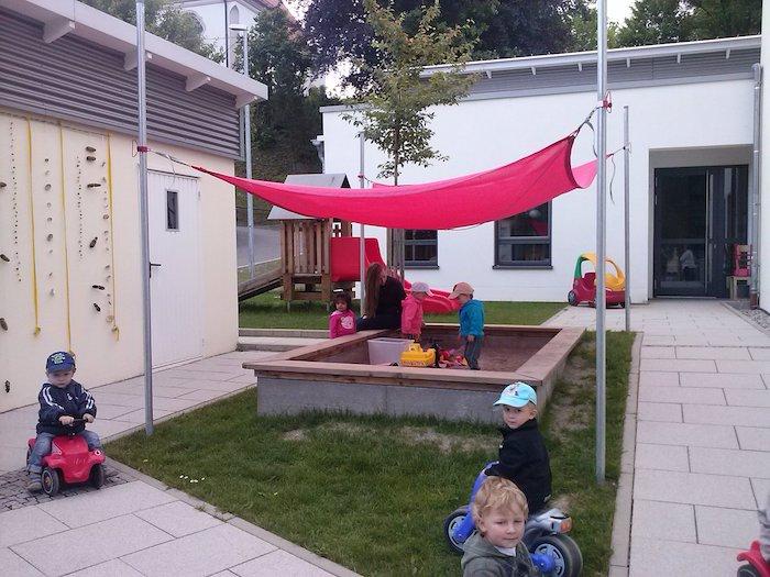 Sonnensegel Materne Sonnenschutz Markisen Rolll Den